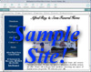 See a Sample Site!